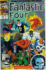 Fantastic Four # 349 (Arthur Adams, new FF) (USA, 1991)