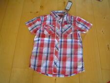 Camisa de cuadros, Rojo V. García Talla gr.140-152