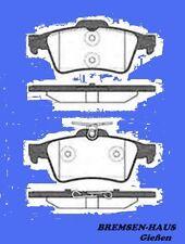 Bremsbeläge hinten Opel Vectra C  ab Bj 02   74-129kW