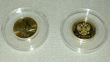 Russia 2014, 50 rubles Sochi 2014. Olympic Winter Games UNC 999 AU Coin (Skiing)