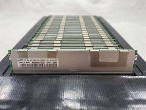 LOT 36 SAMSUNG M393B5170DZ1 4GB DDR3 PC3-10600R 1333 HS ECC REG DIMM MEMORY RAM