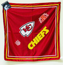 "NFL Jersey Bandana ""Kansas City Chiefs"" NEW"