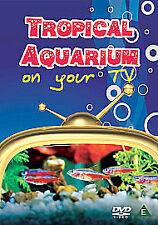 Instant Tropical Aquarium - On Your TV (DVD, 2007)