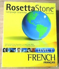 French Level 1 Personal Edition Ver 2 for Win or Mac  2005