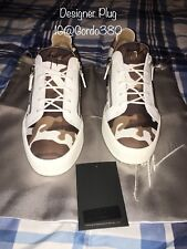 NWT Authentic Giuseppe Zanotti Design Sneakers ($825) Sold Out