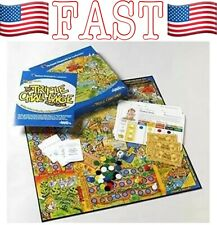 NEW Triple Challenge Board Game Sharing Saving and Spending Making Smart Money