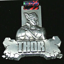 Metal Marvel Avengers Thor Train To Be Hero Athletic Honor Medal 2017 New MIB