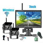 iPoster 2x Wireless Rear View Camera for Bus Truck Caravan Car 7