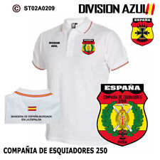 POLOS DIVISION AZUL: COMPAÑIA DE ESQUIADORES 250