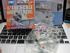 BANDAI - WING CLUB Part 3 - 1/144 Scale - AIRPLANES MODEL - PLANE - model 1