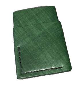 Craft and Lore Port Wallet. LIMITED - CROSSHATCH PORT WALLET