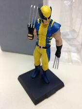 WOLVERINE FIGURINE MARVEL EN PLOMB - COLLECTION EAGLEMOSS COMICS BOOK BD 01A