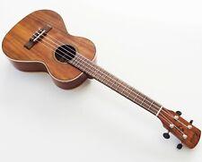 More details for laka vut90 solid koa body & top tenor ukulele. set up/adjusted for playability 1
