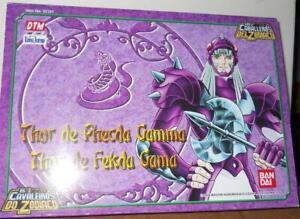 Bandai Saint Seiya Thor de Phecda Gamma Caballaros 2004