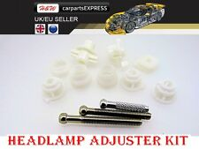 PORSCHE COMPLET AVANT PHARE / PHARE tendeur Kit vis MOYEU attache complet KIT