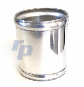 Aluminium-Verbinder 38 mm für Silikonschlauch, LLK, Turbo, Coupler, raceparts cc
