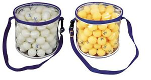 Training Table Tennis Balls 1 Star Ping Pong Training Competition PACK OF 100