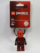 Brand New Lego - Kai Keyring (2017) - Ninjago - 853690