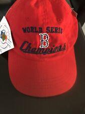 Boston Red Sox World Champions Baseball Cap NWT