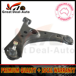 Left Front Lower Control Arm for Toyota Avensis Verso ACM20 ACM21 10/2001~10 LH