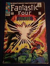 Fantastic Four #53 (Aug 1966, Marvel) MID/HIGH GRADE