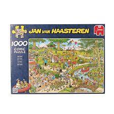 Jan van Haasteren Puzzle Der Park 01492 Jumbo 1000 Teile NEU OVP