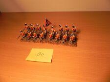 slag bij Waterloo, infanterie Engels (80)