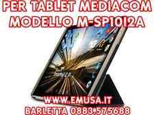 ORIGINALE CUSTODIA COVER CASE MEDIACOM SMARTPAD i2 10I2A M-SP10I2A M-FC1I2MX