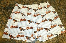 Vintage 1991 MLB Baltimore Orioles BOXERS Mens M College Concepts All Over Print