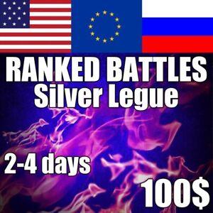 World Of Tanks | RANKED BATTLES (2021-2022) | Silver League | NOT BONUS CODE