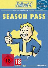 Fallout 4 Season Pass Key - Steam Digital Download Code - PC Spiel Neu [DE] [EU]