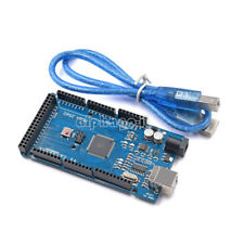 New ATmega2560 -16AU REV3 MEGA 2560 R3 Board mit USB Cable Compatible to Arduino