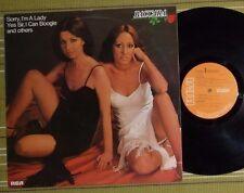 BACCARA, SORRY, I'M A LADY, LP 1977 UK 1ST PRESS A-1E/B-1E VG+/EX DISCO