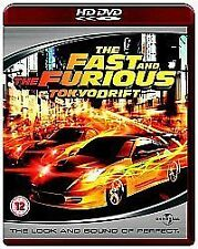 The Fast And The Furious - Tokyo Drift (HD DVD, 2006)