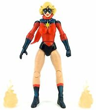 Marvel Universe 2009 MS. MARVEL (CLASSIC) (SERIES 1 #023) - Loose