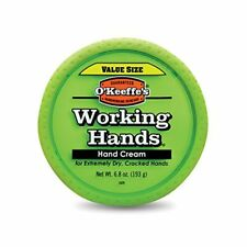 6.8oz O'Keeffe's Working Hands Creme Value Size Jar Cream Lotion O'Keefe's