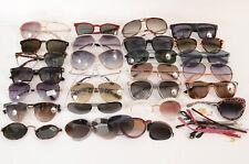 Various Designers 23 pair multicolor Mixed Styles Unisex eyeglass sunglasses Lot