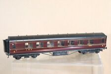 More details for exley o gauge lms maroon 3rd class corridor coach 3127 nv