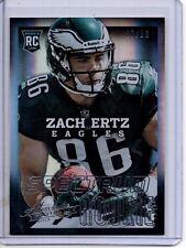 2013 Absolute Spectrum Rookie RC ZACH ERTZ /99 Philadelphia Eagles Rookie Card