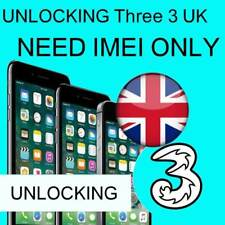 24HOUR ANY Iphone 7,8 ,7plus& 8 plus,X ,XS MAX ,XR THREE EXPRESS Unlock Service