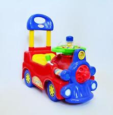 New Multi Function Toy Ride On Train Activity Car Kids Children Push Walker RD