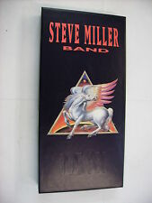 STEVE MILLER BAND - BOX SET - 3CD BOXSET BRAND NEW 1994