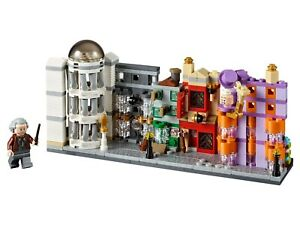 Lego Harry Potter Micro Diagon Alley 40289