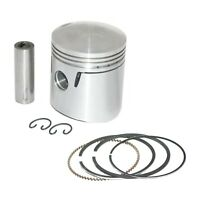Piston Assembly with Rings 69.79mm Std Size For Royal Standard 350cc Bikes