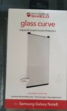 Zagg Glass Curve For Samsung Galaxy Note8