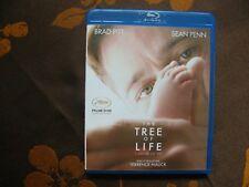 BLU-RAY THE TREE OF LIFE - Terrence Malick  (2011)  Brad Pitt / Sean Penn
