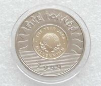 1999 - 2000 Royal Mint Guernsey Millennium Bi-Metal £5 Five Pound Coin
