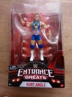 WWE Mattel Elite Entrance Greats Kurt Angle figure - Kids Toys - New & Sealed