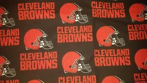 WELDING CAP MADE WITH  CLEVELAND BROWNS