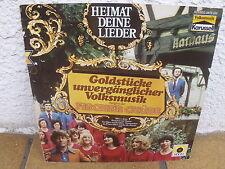 Volksmusik Vinyl-Schallplatten mit Weltmusik 33 U/min